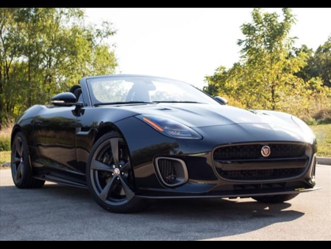 New 2018 Jaguar F Type For Sale At Land Rover Waukesha Vin