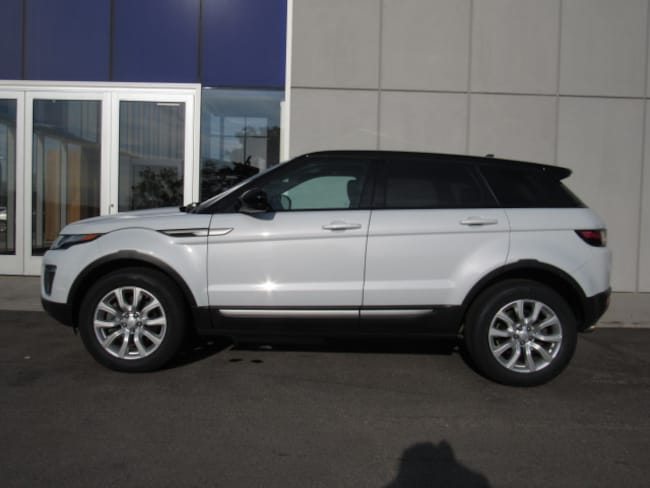 Used 2016 Land Rover Range Rover Evoque For Sale at Land