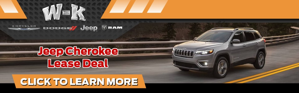 Jeep Cherokee Lease Deal
