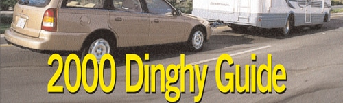 2001 Guide to Dinghy Towing