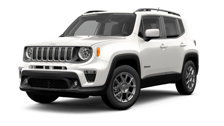 2019 Jeep Renegade Latitude - Bright White
