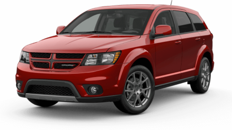2019 Dodge Journey GT - Redline