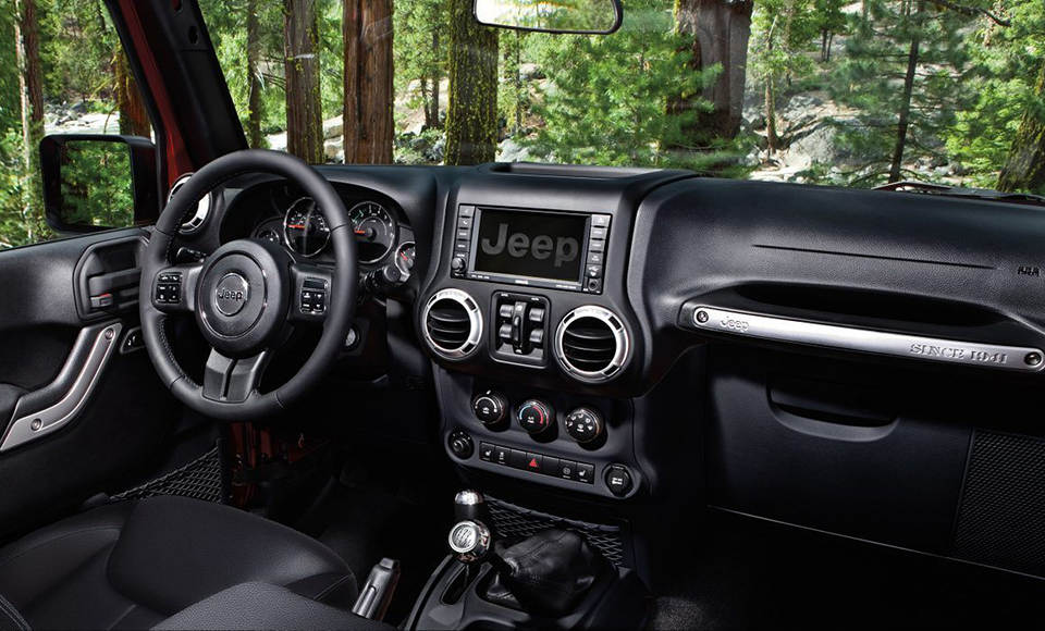 2018 Jeep Wrangler Jk Vs Jl Whats The Difference W K Cdjr