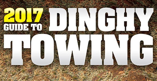 2017 Guide to Dinghy Towing