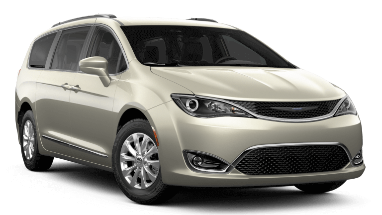 2019 Chrysler Pacifica Touring L Plus - Luxury White