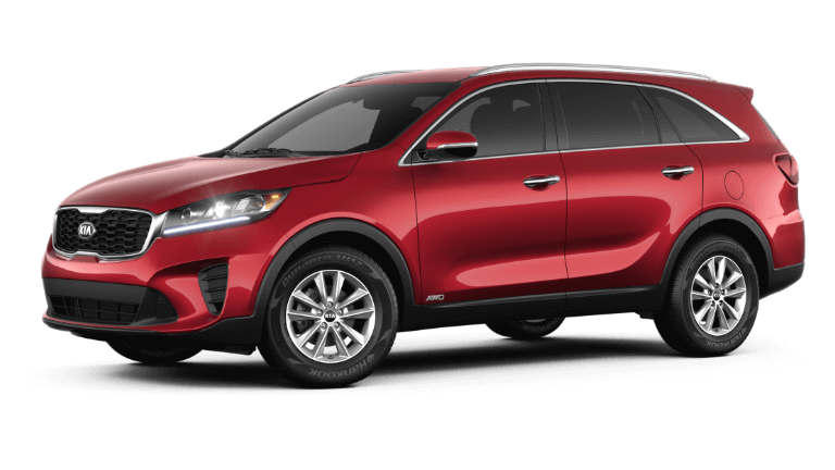 2019 Kia Sorento LX - Passion Red