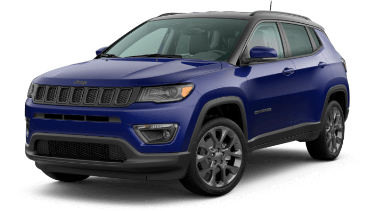 2020 Jeep Compass High Altitude - Jazz Blue