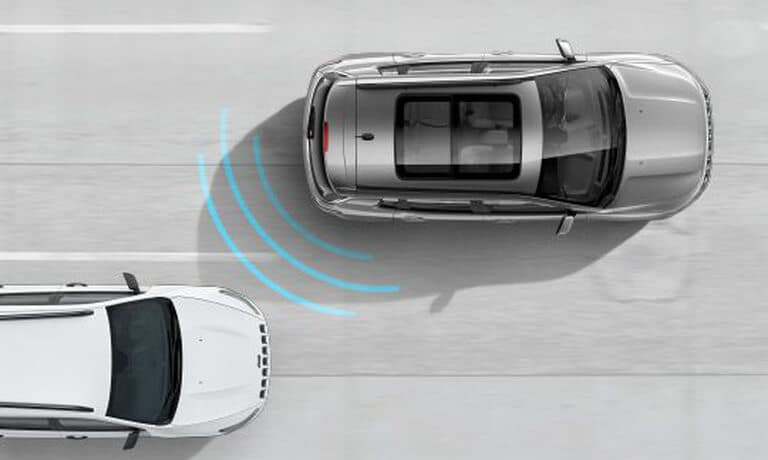 2019 Jeep Compass Blind Spot Monitoring