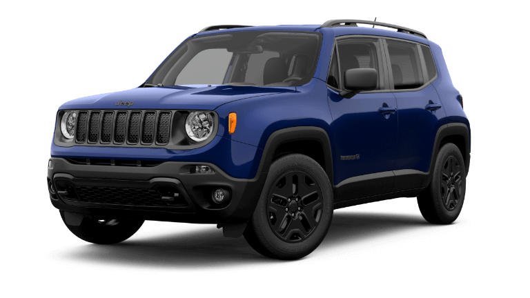 2019 Jeep Renegade Upland - Blue