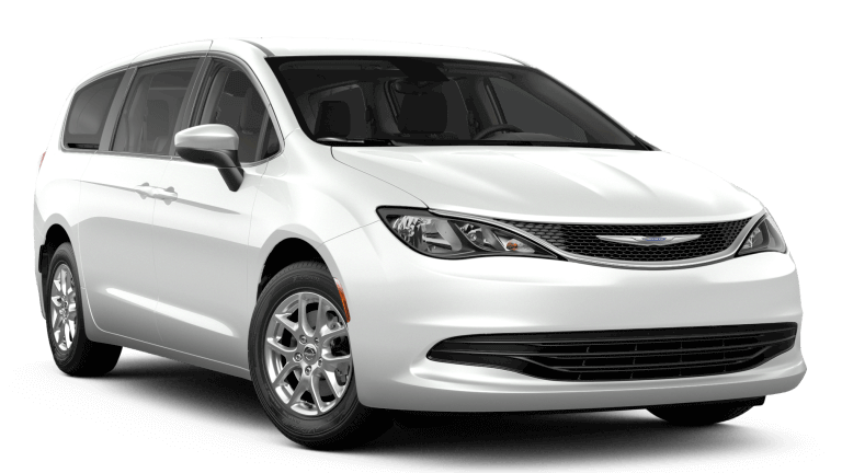 2019 Chrysler Pacifica LX - Bright White