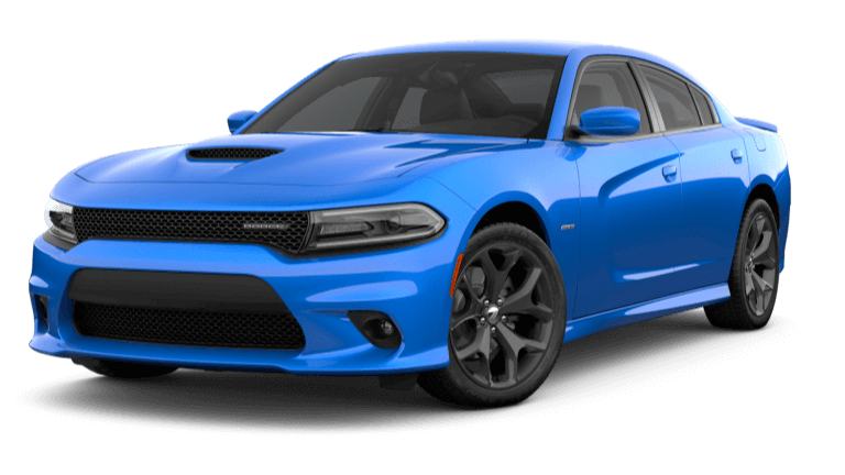 2019 Dodge Charger R/T - B5 Blue