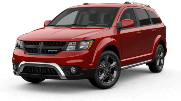 2019 Dodge Journey Crossroad - Redline
