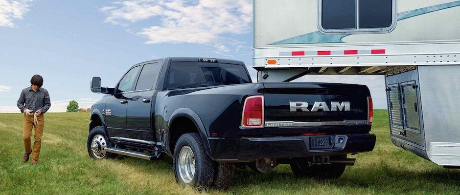 2018 Ram 1500 vs. 2500 vs. 3500 Truck Comparison | Boonville, MO