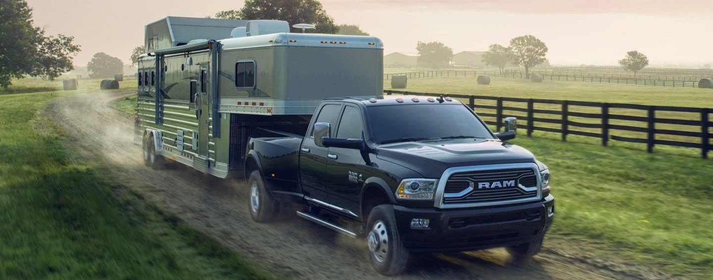 2018 Ram 3500 Towing in Boonville, MO