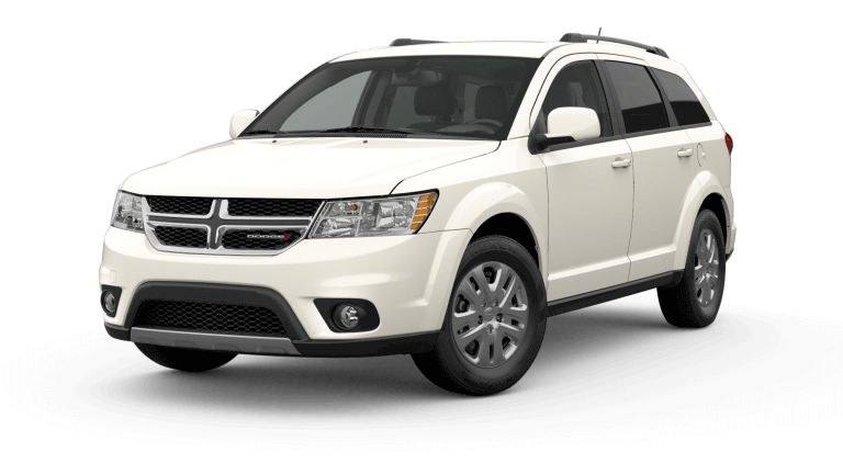 2019 Dodge Journey SE - Vice White