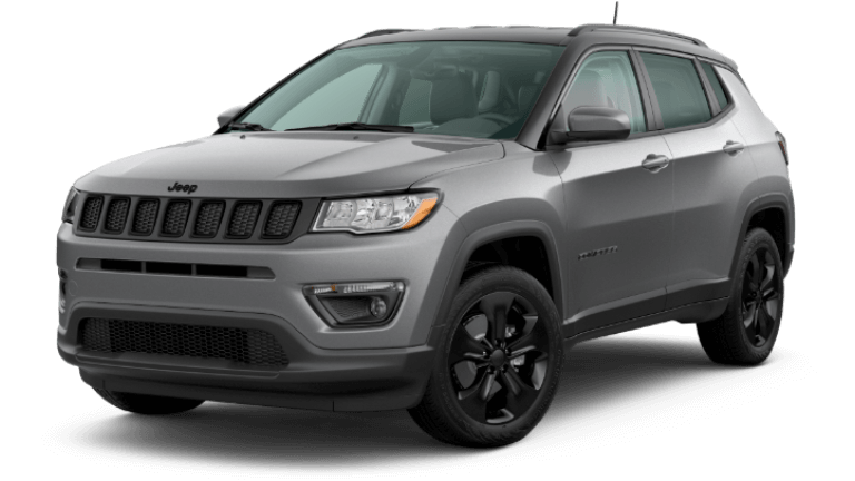 2020 Jeep Compass Altitude - Billet Silver