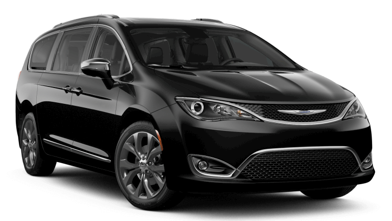 2019 Chrysler Pacifica Limited - Brilliant Black