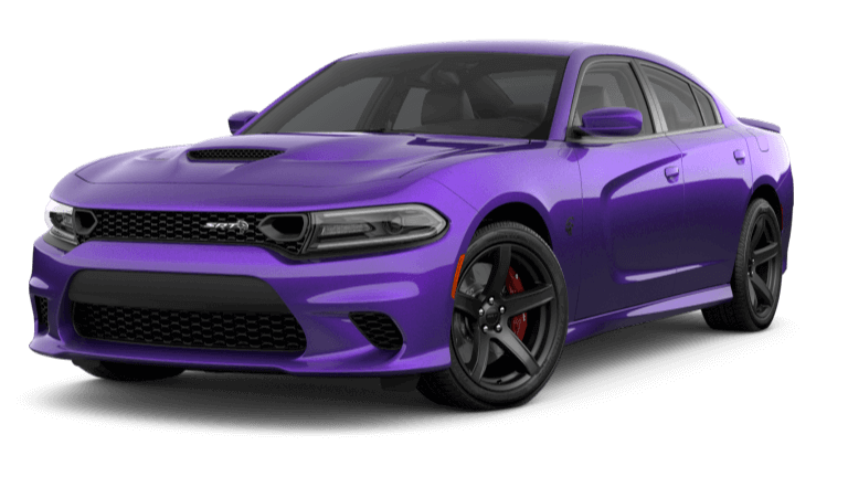 2019 Dodge Charger SRT Hellcat - Plum Crazy