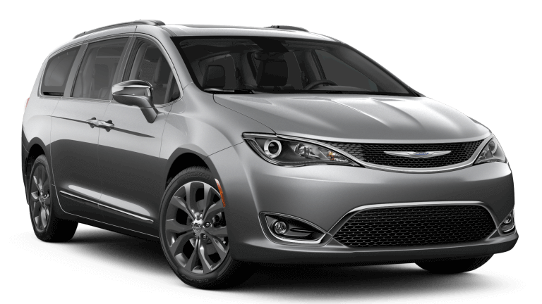 2019 Chrysler Pacifica Limited - Billet Silver