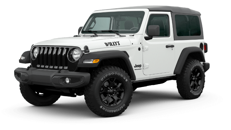 2020 Jeep Wrangler Willys Sport - Bright White