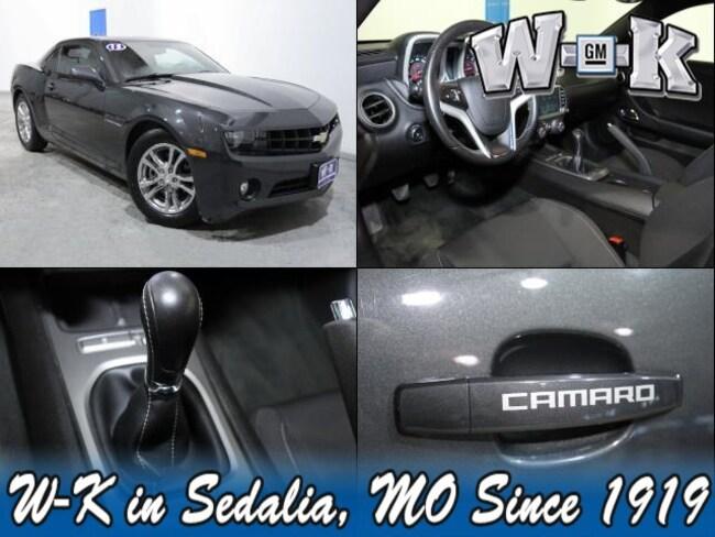 2013 Chevrolet Camaro 1LT Coupe