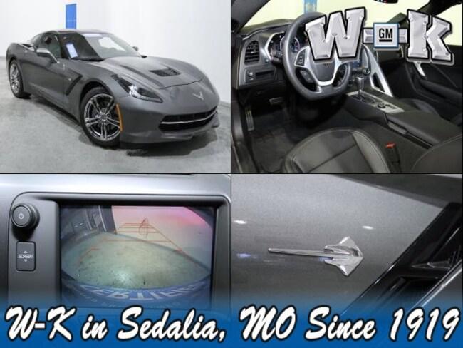 2016 Chevrolet Corvette Stingray Coupe