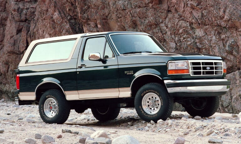 Ford Bronco 5th Generation