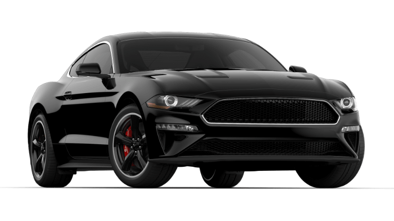 2019 Ford Mustang BULLITT - Shadow Black