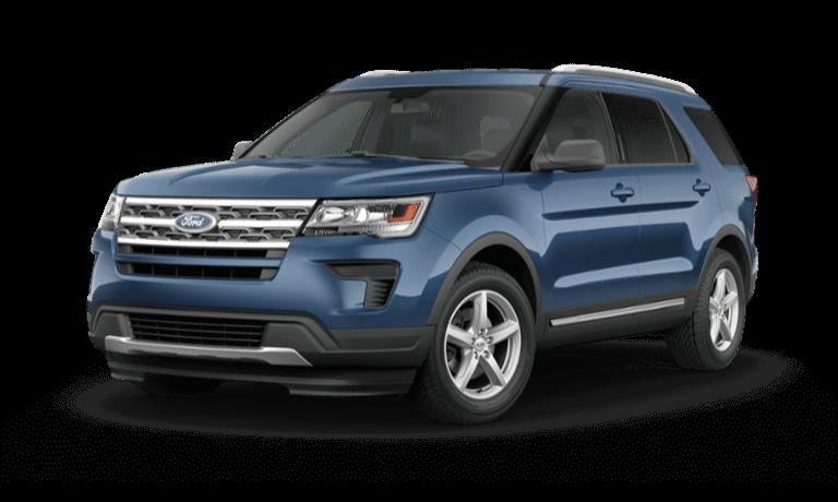 Ford Explorer Models >> 2019 Ford Explorer Xlt Vs Limited Vs Sport Vs Platinum W K Ford