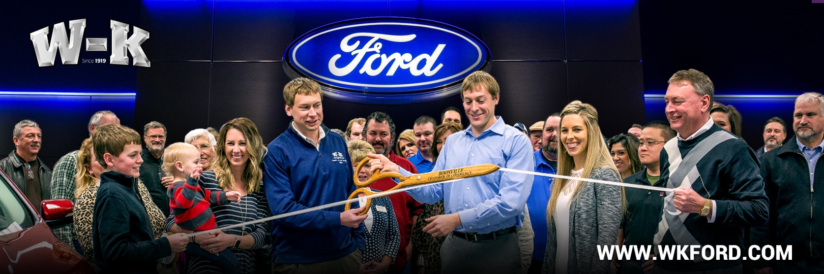 W-K Ford Inventory