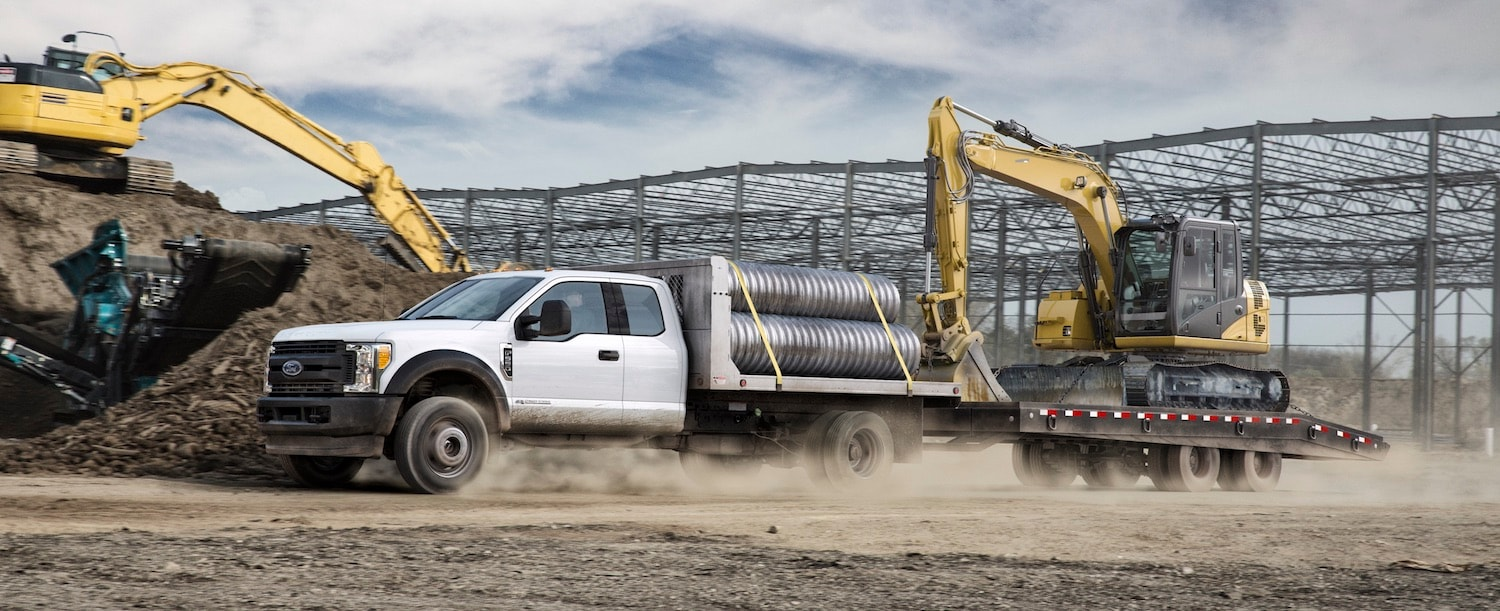 2018 Ford F-350 Towing Capacity in Boonville,, MO