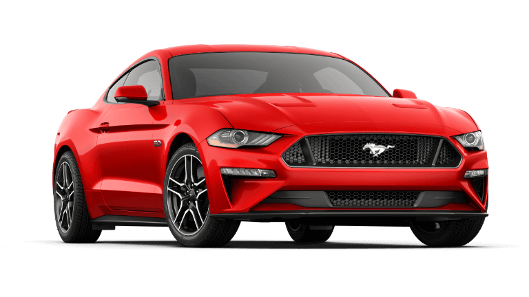 2019 Ford Mustang GT Premium Fastback - Race Red