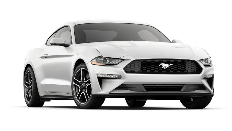2019 Ford Mustang EcoBoost Premium Fastback - Oxford White