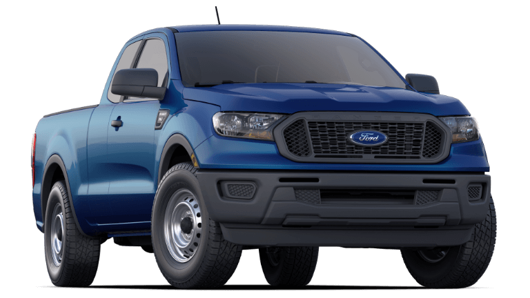 2019 Ford Ranger XL - Lightning Blue