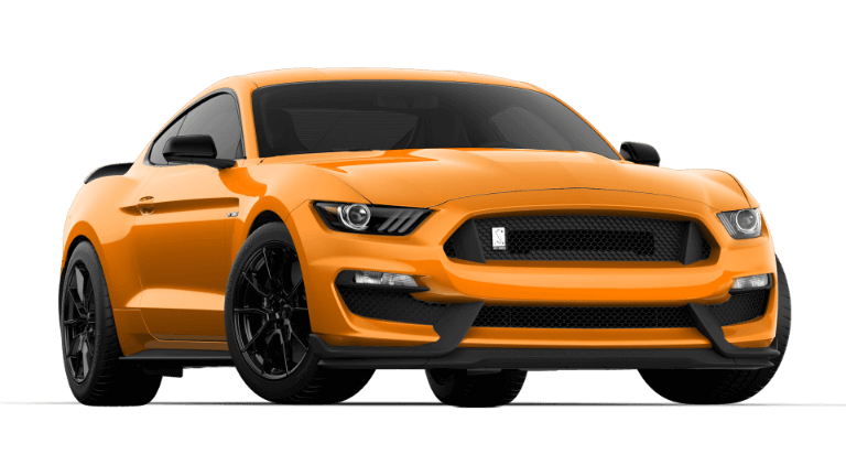 2019 Ford Mustang Shelby GT350 - Orange Fury