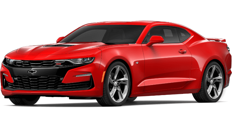 2019 Chevy Camaro 1SS - Red Hot