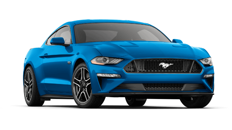 2019 Ford Mustang GT Fastback - Velocity Blue