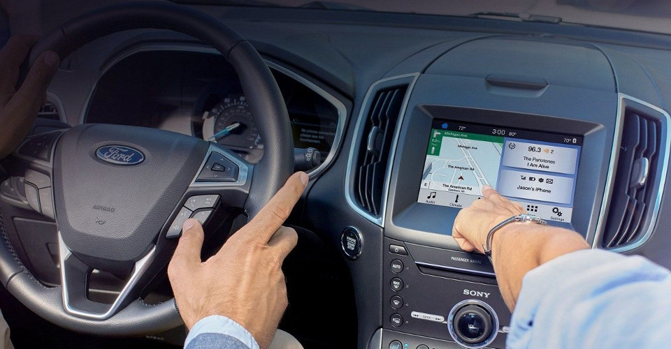 Ford SYNC® Technology: Overview & FAQs | W-K Ford