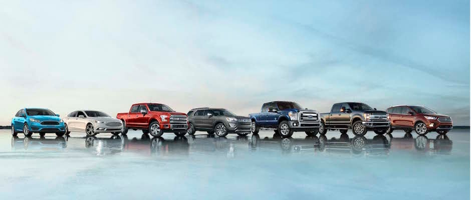 The Ford Lineup