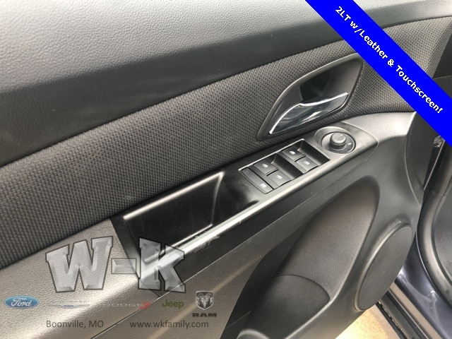 Used 2014 Chevrolet Cruze For Sale at W-K Ford | VIN