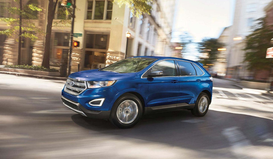 Ford Edge Trim Options Boonville Mo