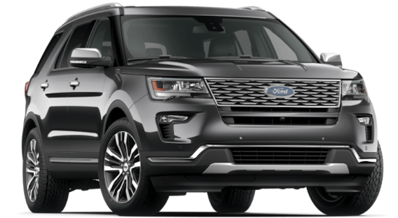 2020 Ford Explorer Lease W K Ford