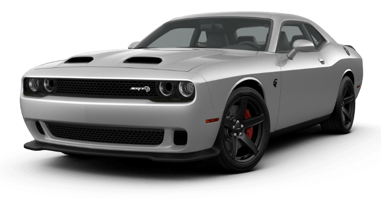 2019 Dodge Challenger SRT Hellcat - Triple Nickle