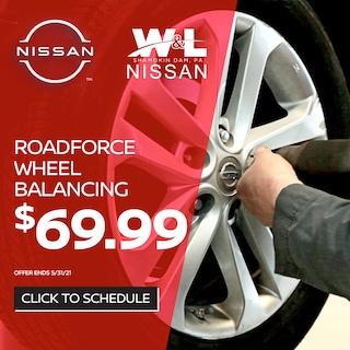 Roadforce Wheel Balancing