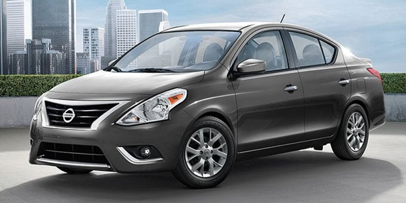 Used Nissan Versa For Sale in Hummels Wharf, PA