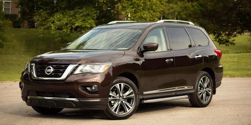 Used Nissan Pathfinder For Sale in Hummels Wharf, PA