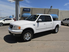 2001 Ford F-150 Lariat Crew Cab Short Bed Truck