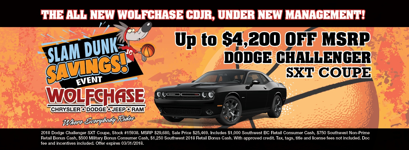 Chase Auto Finance Subaru >> Wolfchase Chrysler Dodge Jeep Dealer Memphis, Collierville ...