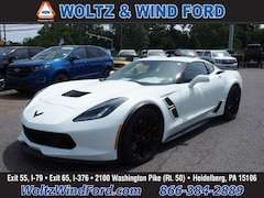 2019 Chevrolet Corvette Grand Sport 1LT Coupe 1G1YV2D79K5103407