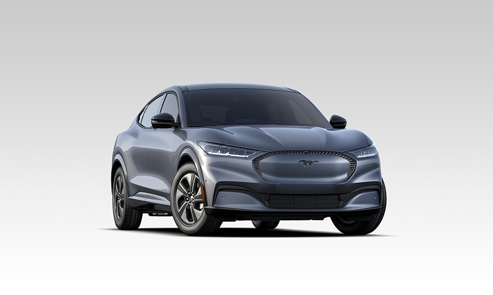 2021 Ford Mustang Mach 1 0-60